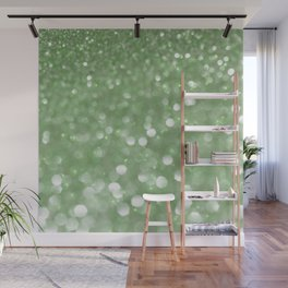Holiday Mint Wall Mural