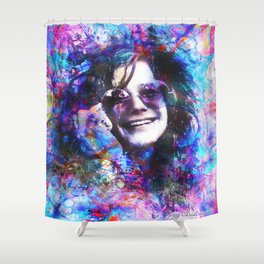 Just Smile Shower Curtain