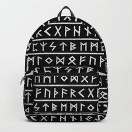 Runic Alphabet Backpack