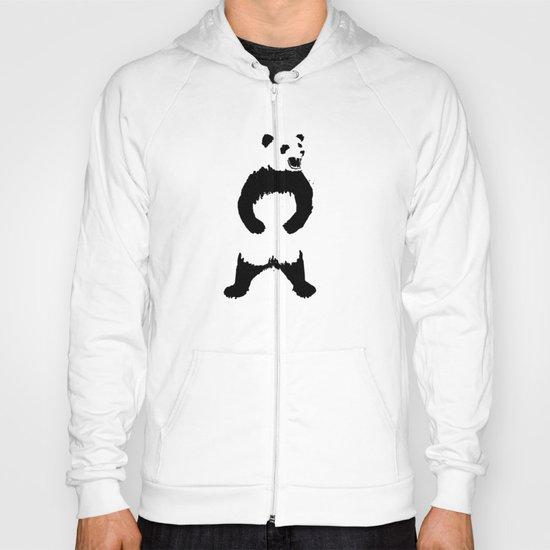 Angry panda Hoody