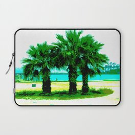 Tropical Tree Trio Laptop Sleeve