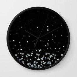 night ii Wall Clock