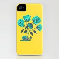 Snails N' Roses Slim Case iPhone (4, 4s)