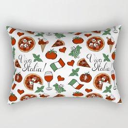 Viva Italia! Rectangular Pillow