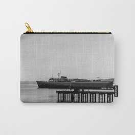 Coho at Dock Carry-All Pouch