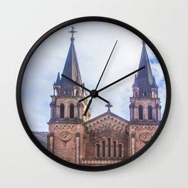 Basilica of Santa Maria Wall Clock