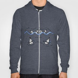 Cirrus/ Up and down Hoody