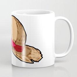 Luffy Straw Hat Coffee Mug