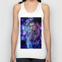 doctor Tank Tops featuring Doctor ? by Sirenphotos