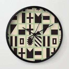 Blason Wall Clock