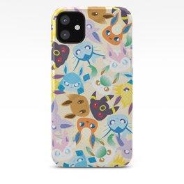 Eevee Evolutions iPhone Case