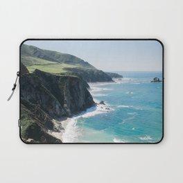 Big Sur Coastline Laptop Sleeve