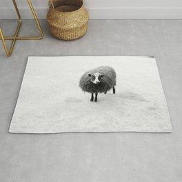 cute sheep Rug