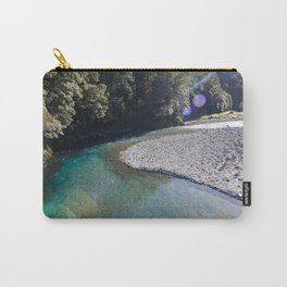 Blue Pools Carry-All Pouch