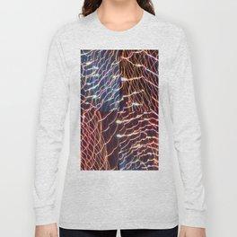 high voltage fishing Long Sleeve T-shirt