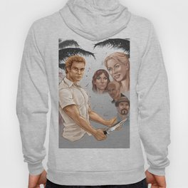 Dexter by Vinnie Tartamella - Michael C. Hall Hoody