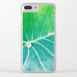 Kalo Pulu Clear iPhone Case
