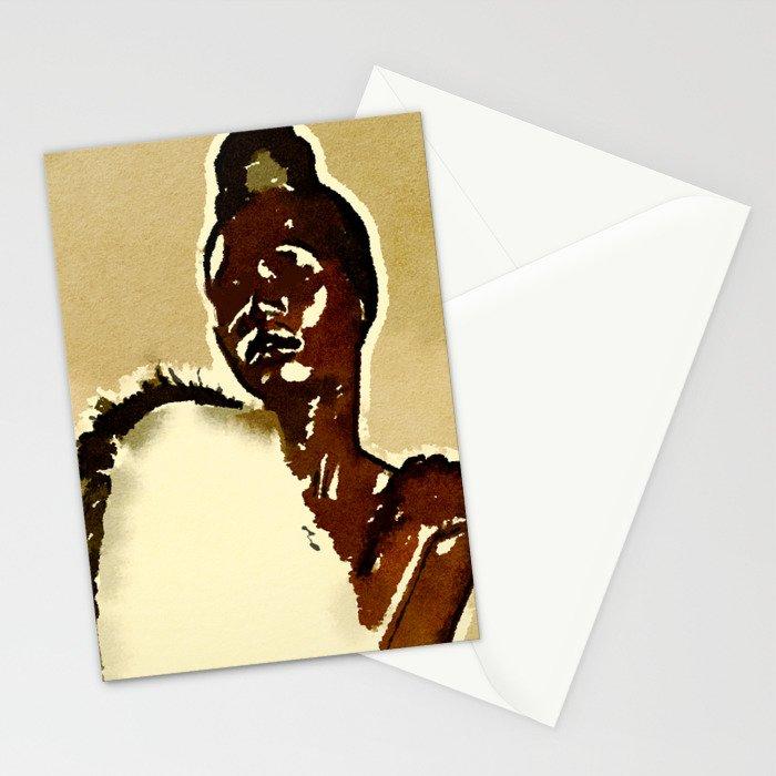 Pose Stationery Cards
