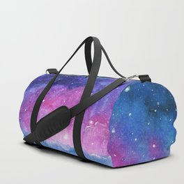 Angelic Domain, Space Nebula Stars Duffle Bag