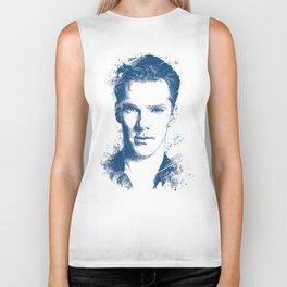 Benedict Cumberbatch Biker Tank