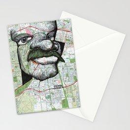 Sacramento, California Stationery Cards