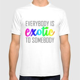 Exotic-rainbow T-shirt