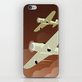 Airplanes iPhone Skin