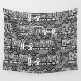 Liberty store. London Wall Tapestry