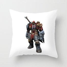 Darksiders War Throw Pillow