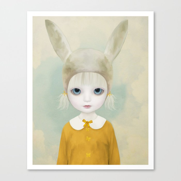 Tilly Canvas Print