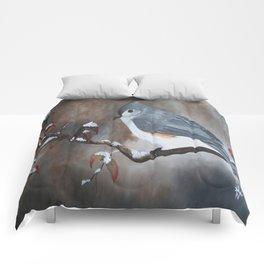 A Tuft Winter Comforters