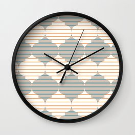 Morocco Light Wall Clock