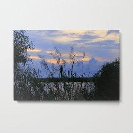 Another beautiful sunset. Sunset series Metal Print