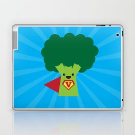 Super Broccoli Laptop & iPad Skin