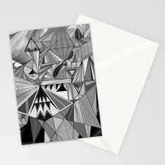 The Earth Without Art II Stationery Cards