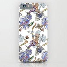 Ocarina Patterns iPhone 6s Slim Case
