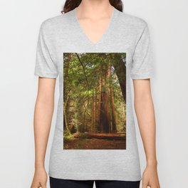 Muir Woods Walkway Unisex V-Neck