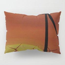 Windmills at Sunset  Pillow Sham