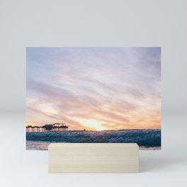 La Jolla California Photo Print - Sunset Photo - Beach Print - Beach Sunset - San Diego California Print Mini Art Print
