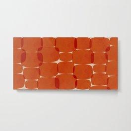 Abstraction_COLOR_ROCKS_Minimalism_003 Metal Print