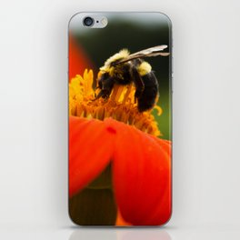 Bumble iPhone Skin