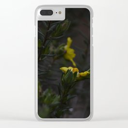 Until Sunday Clear iPhone Case