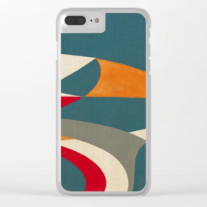 Calau (Hornbill) Clear iPhone Case