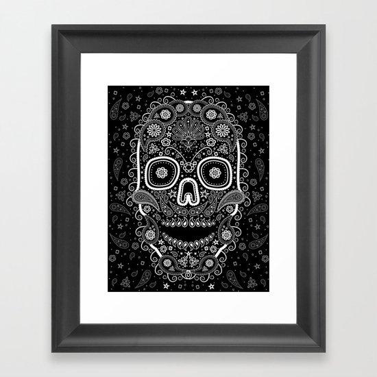 Smily Framed Art Print