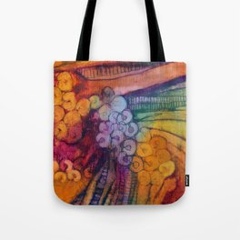 The onset Tote Bag