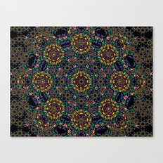 Kaleidoscope.  Canvas Print