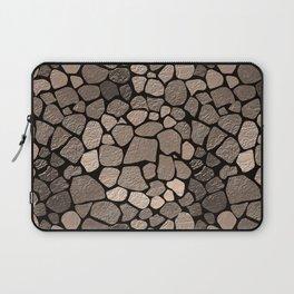 Stone texture 2 Laptop Sleeve