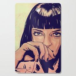 Mia Wallace Cutting Board