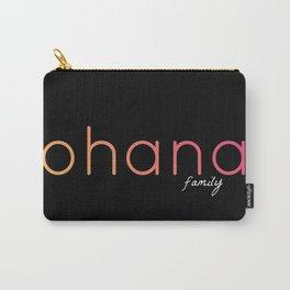 OHANA: FAMILY Carry-All Pouch