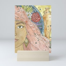 Mary of Bethany Mini Art Print